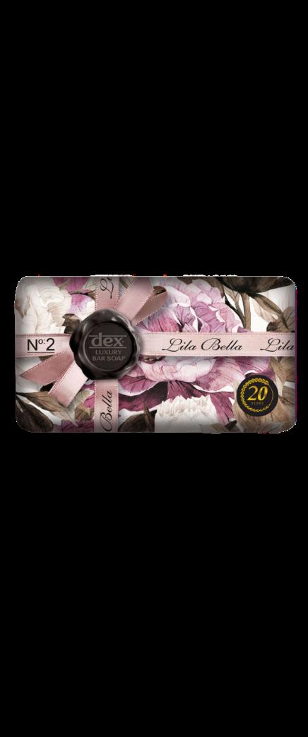 Katı Sabun 150 gr Luxury Series Lila Bella