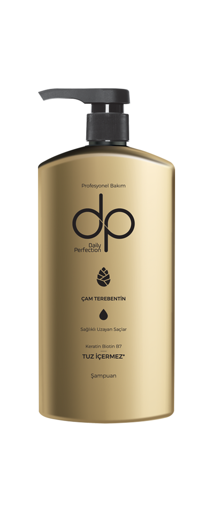 DP Shampoo 800 ml Pine Glass Turpentine