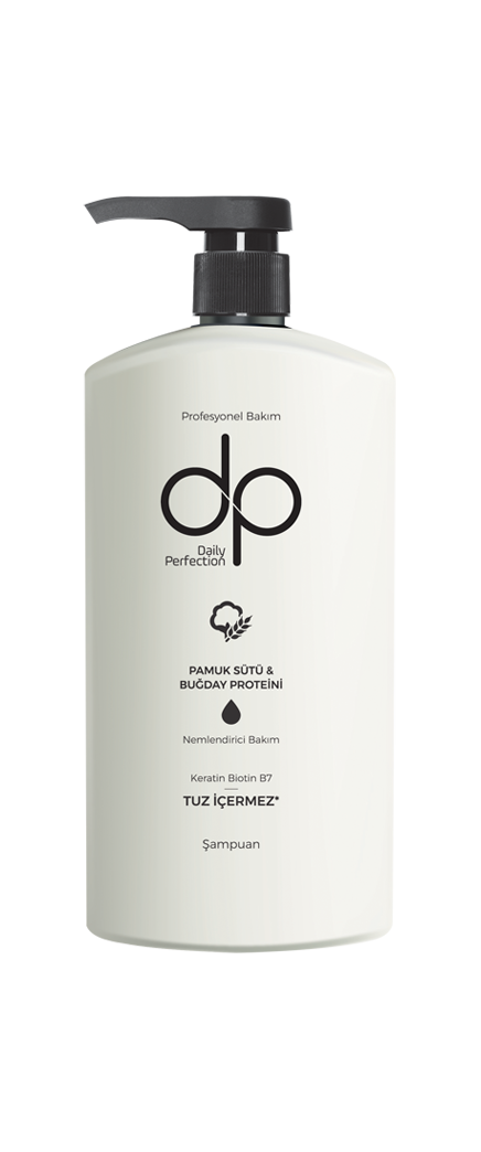 DP Shampoo 800 Ml Cotton Milk