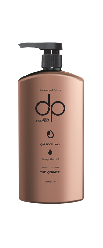 DP Shampoo 800 ml Black Cumin