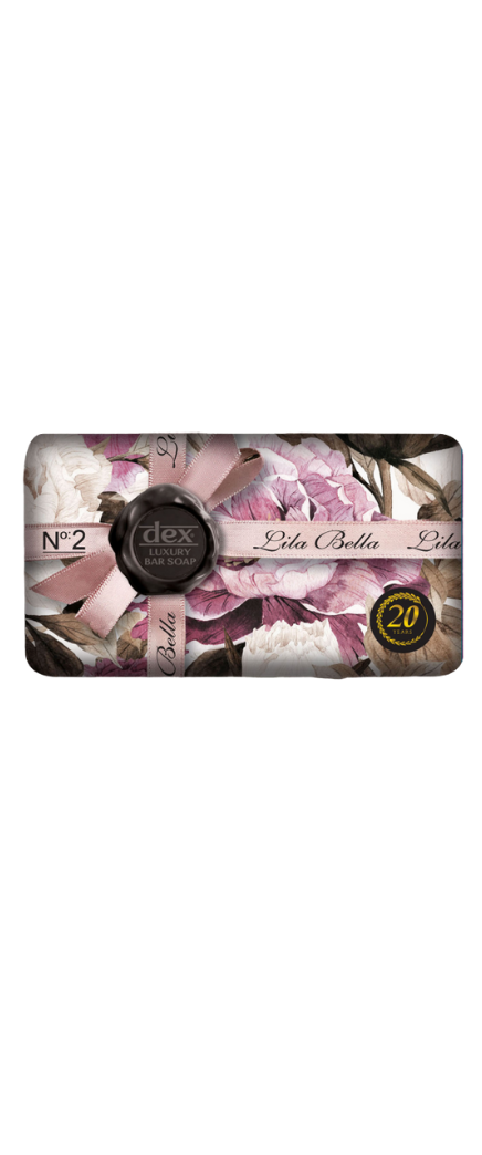 Katı Sabun 150 gr Luxury Series Lila Bella
