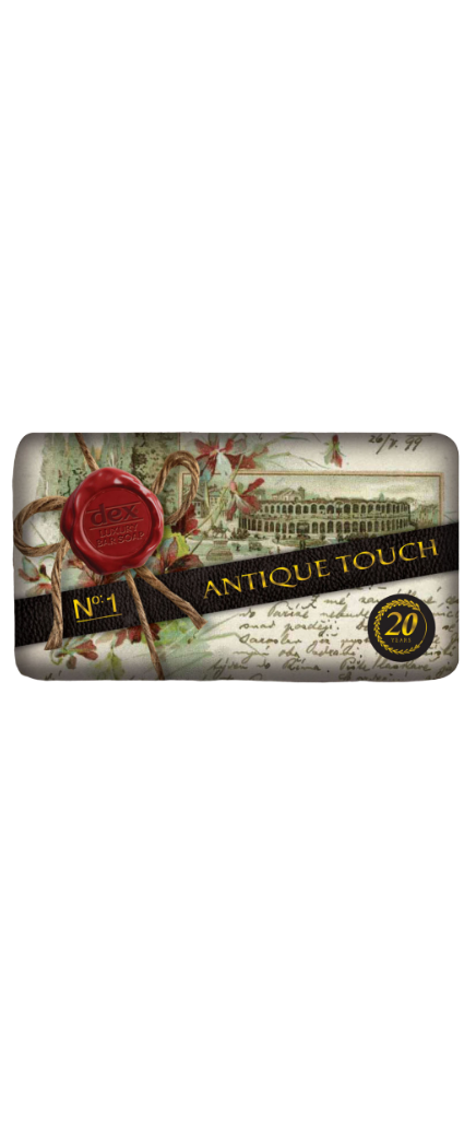 Katı Sabun 150 gr Luxury Series Antique Touch