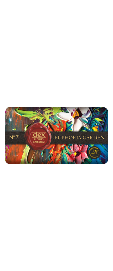 Dex Katı Sabun 150 Gr Luxury Series Euphoria Garden