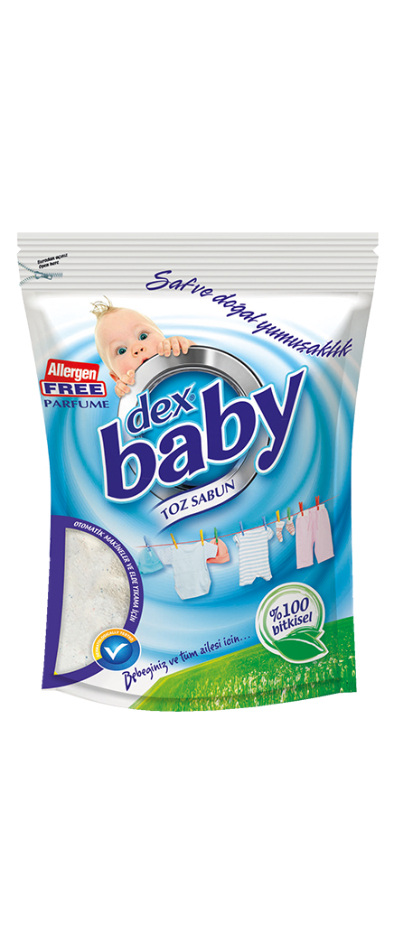 Dex Baby Toz Sabun 800 gr